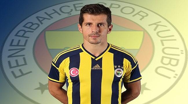 Emre Fenerbahçe'ye geri döndü