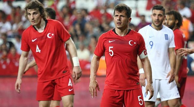 Emre Belözoğlu 100. milli maçına hazırlanıyor