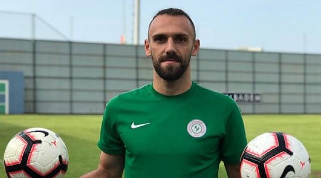 Fenerbahçe Vedat Muriç için teklfini iletti