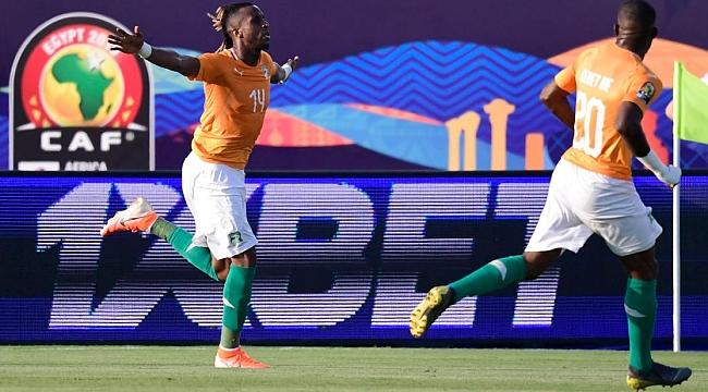 Fildişi Sahilleri tek golle 3 puan aldı