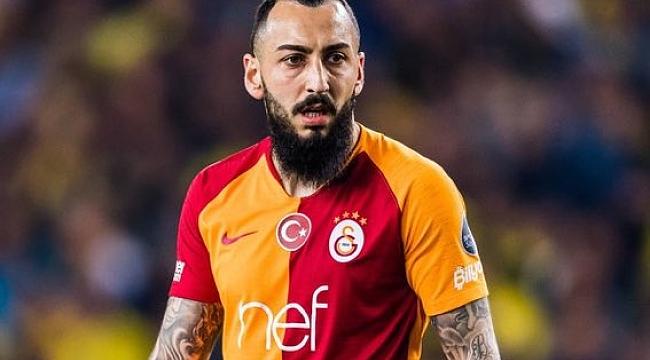 Galatasaray'ın Mitroglu kararı