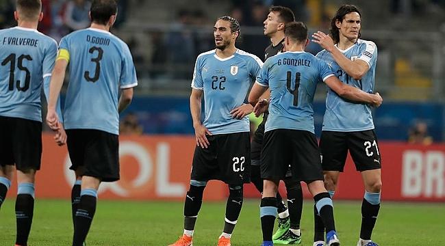 Japonya kaçtı Uruguay yakaladı: 2-2