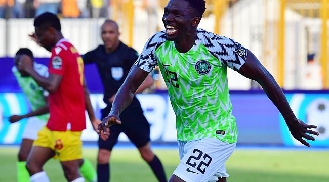 Nijerya ikinci maçta ikinci galibiyetini aldı