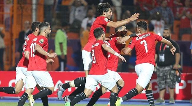 Trezeguet attı Mısır kazandı