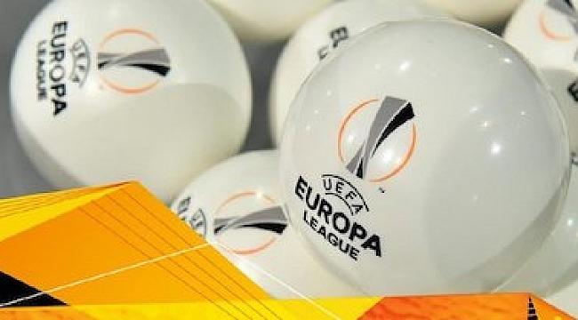 UEFA Avrupa Ligi 1. Tur kuraları çekildi