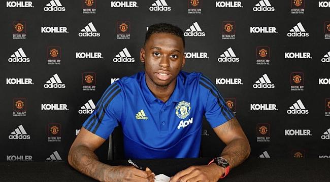 Wan-Bissaka resmen Manchester United'ta
