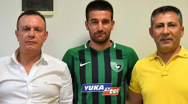 Yakutel Denizlispor'dan bir transfer daha