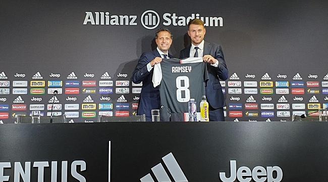 Aaron Ramsey Juventus'ta