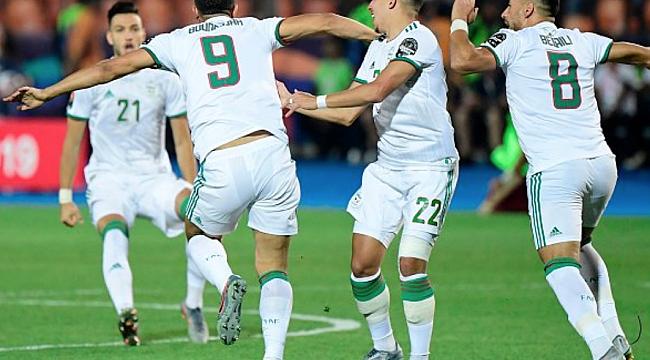 Afrika Uluslar Kupası Cezayir'in