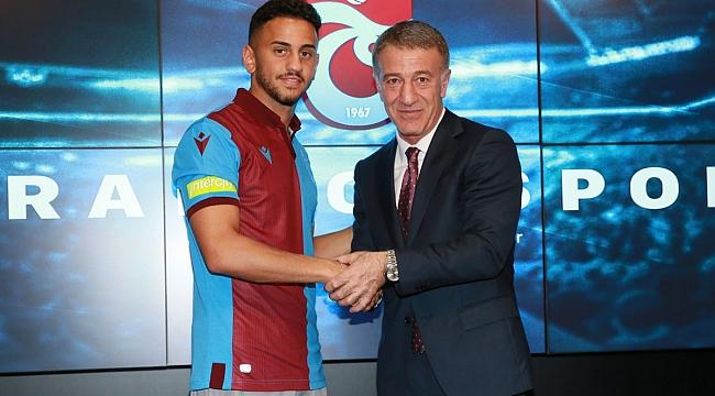 Trabzonspor'da bir günde iki transfer