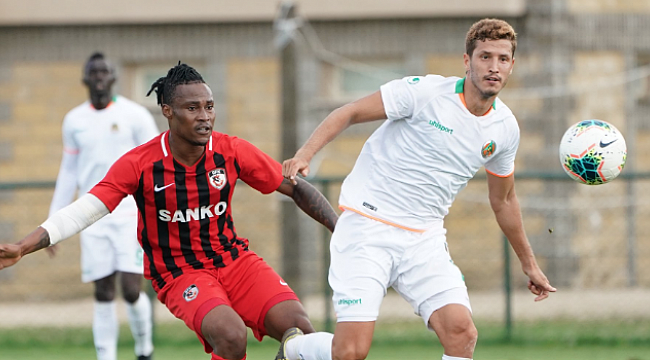 Alanyaspor Gazişehir'e gol yağdırdı