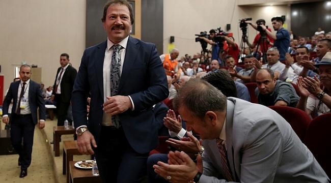 Ankaragücü'nde Mehmet Yiğiner tekrar başkan