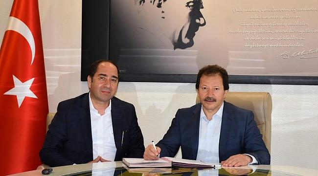 Ankaragücü'nden yeni sponsorluk anlaşması