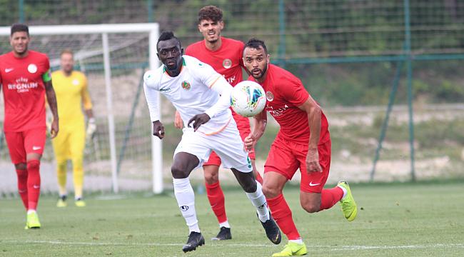 Antalyaspor Alanyaspor dostça