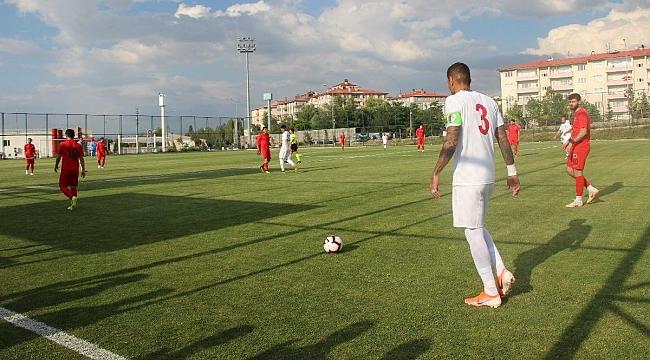 Antalyaspor Gençlerbirliği ile 1-1 berabere kaldı