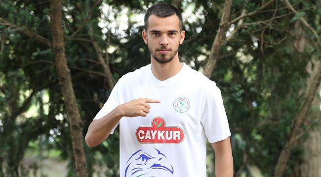 Barış Alıcı Çaykur Rizespor'a kiralandı