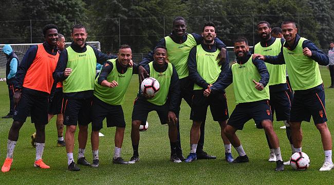Başakşehir 4 hazırlık maçı oynayacak