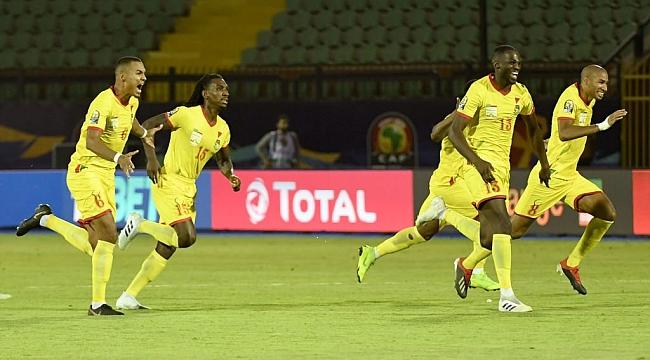 Benin ve Senegal çeyrek finalde