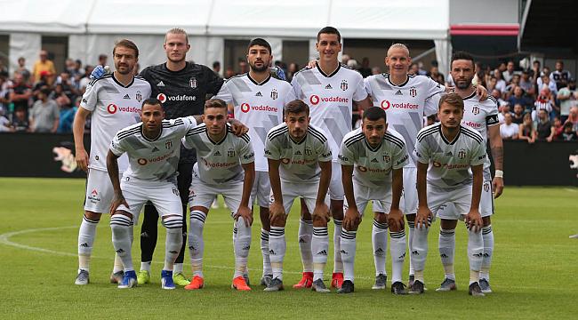 Beşiktaş Larissa ile karşılaşıyor