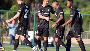 Beşiktaş'tan Kocaelispor'a 7 gol