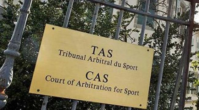 CAS'tan Trabzonspor'un başvurusuna ret
