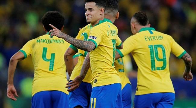 Copa America 2019 Brezilya'nın oldu