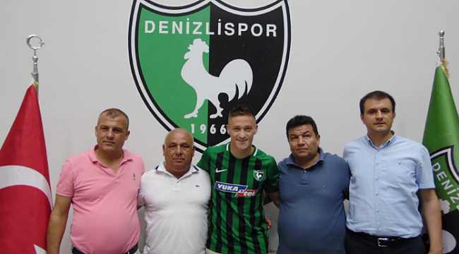 Denizlispor Radoslaw Murawski'yi transfer etti