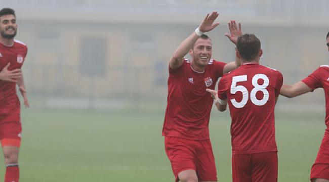 DG Sivasspor Hollanda yolcusu