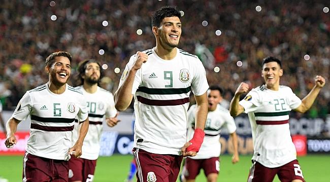 Diego Reyes'li Meksika finalde