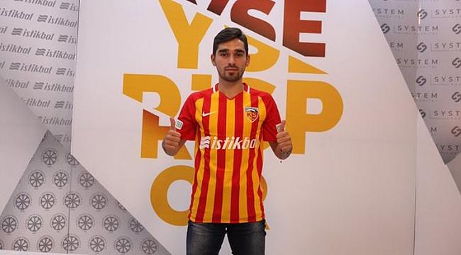 Emirhan Civelek Kayserispor'da
