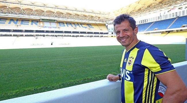 Emre Belözoğlu yuvaya geri döndü