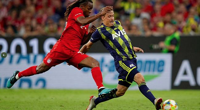 Fenerbahçe Bayern Münih karşısında tutunamadı