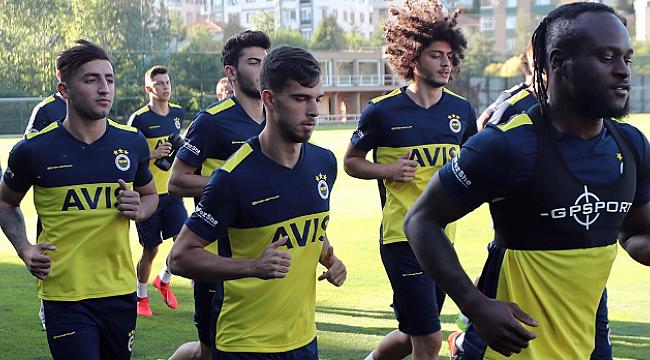 Fenerbahçe yeni sezonun ilk çalışmasını yaptı