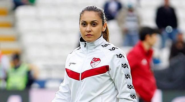 FIFA'dan Betül Nur Yılmaz'a görev