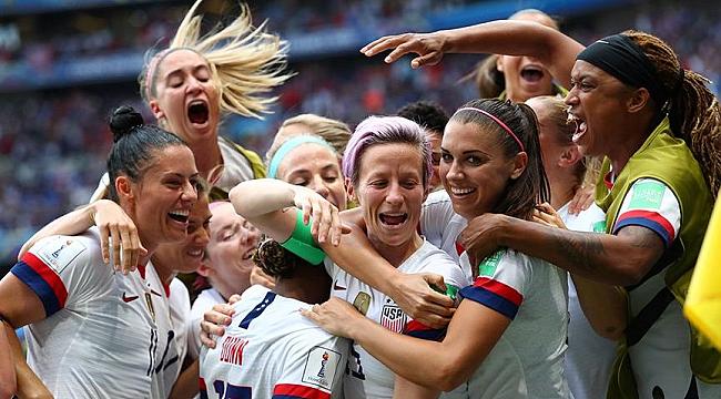 FIFA Kadınlar Dünya Kupası'nda şampiyon ABD