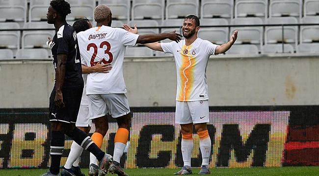 Galatasaray'a Bordeaux morali