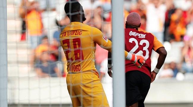 Galatasaray skora üzüldü, Babel'e sevindi