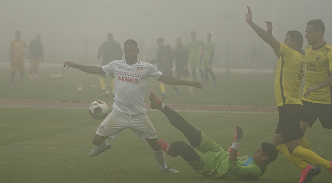 Gazişehir Sepahan'a 1-0 mağlup oldu