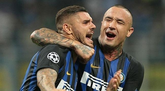 Inter'de Icardi ve Nainggolan dönemi sona erdi