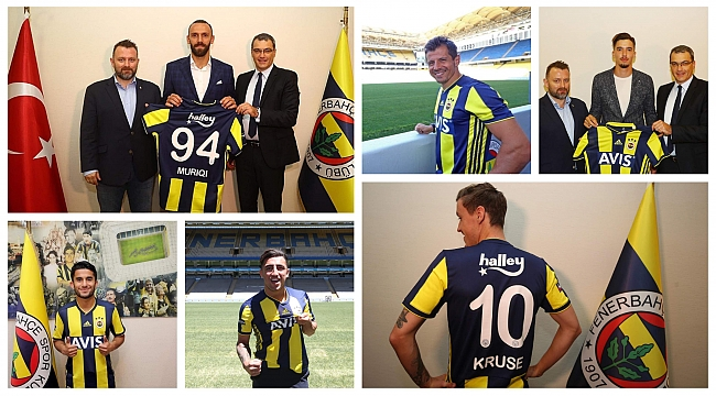 İşte Fenerbahçe 2019-2020
