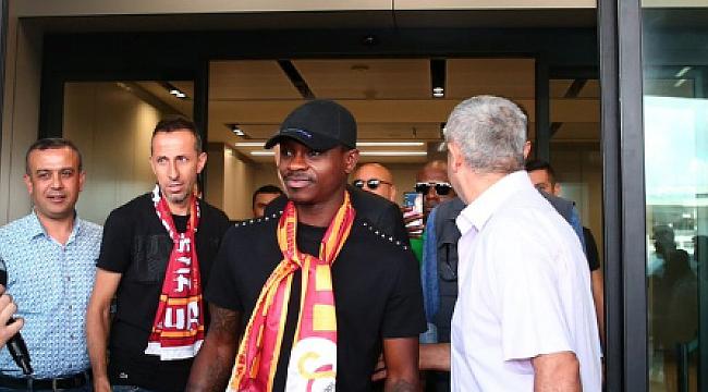 Jean Micheal Seri İstanbul'a geldi
