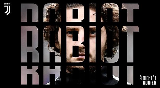 Juventus PSG'den Rabiot'u transfer etti