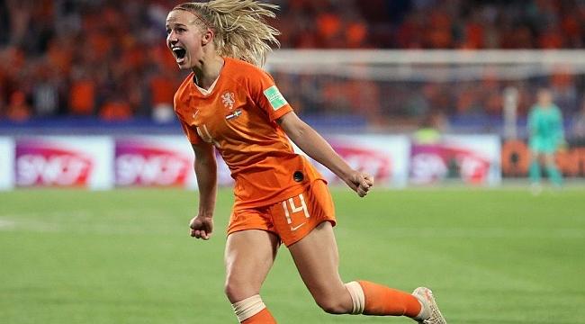 Kadınlar Dünya Kupası'nda ikinci finalist Hollanda