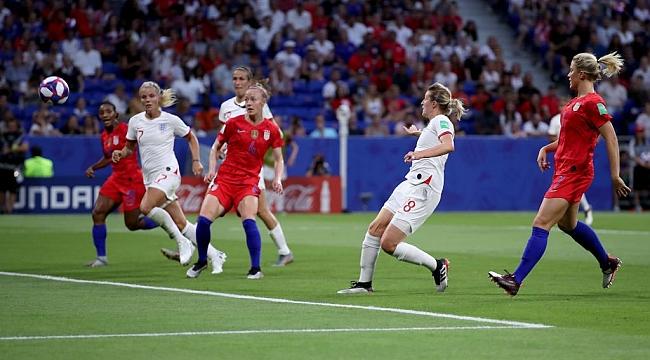 Kadınlar Dünya Kupası'nda ilk finalist ABD
