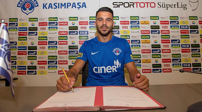 Kasımpaşa Pendikspor'u yendi, Aytaç'ı transfer etti