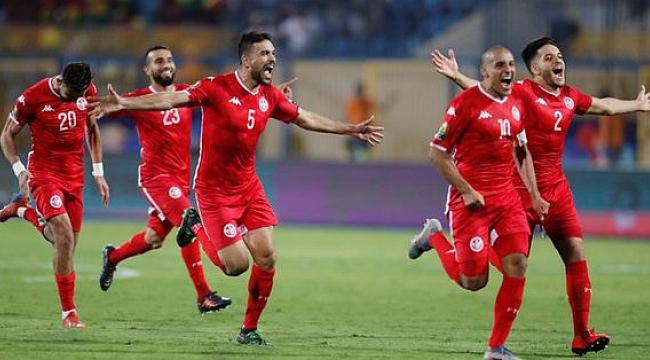 Mali ve Tunus da çeyrek finalde