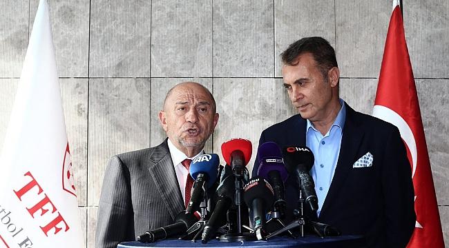 Nihat Özdemir Kulüp Lisans Talimatı'nı açıkladı