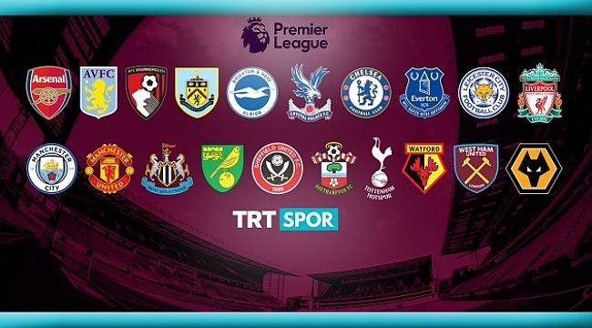Premier Lig'de 1 maç TRT'den yayınlanacak