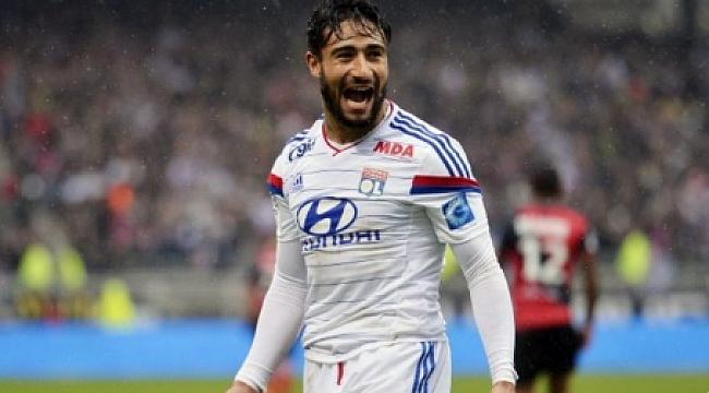 Real Betis Lyon'dan Nabil Fekir'i transfer etti