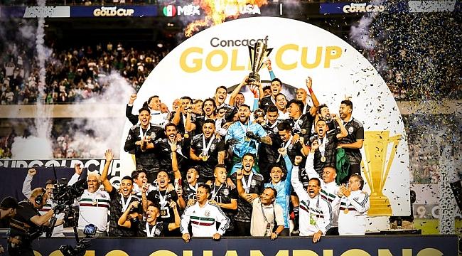Reyes'li Meksika Gold Cup'ta şampiyon oldu